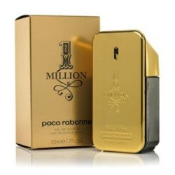 Parfum homme One million de Paco Rabanne